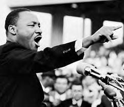 MARTIN LUTHER KING. Memoria contra el Odio Racial